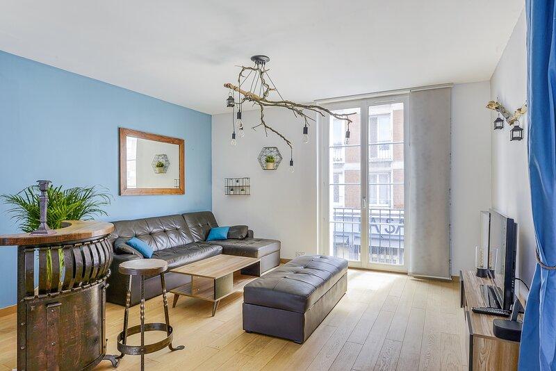 Les Docks - Appartement entièrement rénové - Le Havre, aluguéis de temporada em Montivilliers