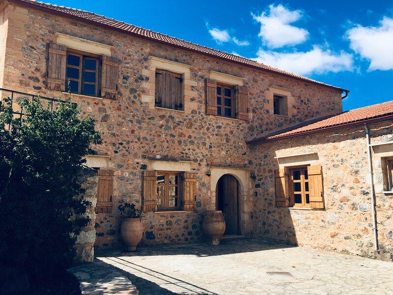 Villa Magdalena, holiday rental in Kefalas