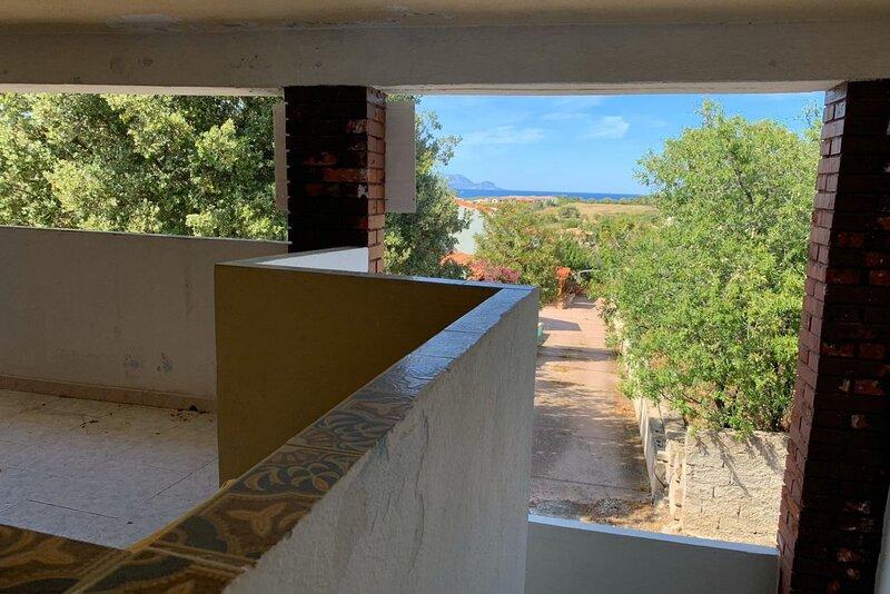Big House Vista Mare, vacation rental in Tanaunella