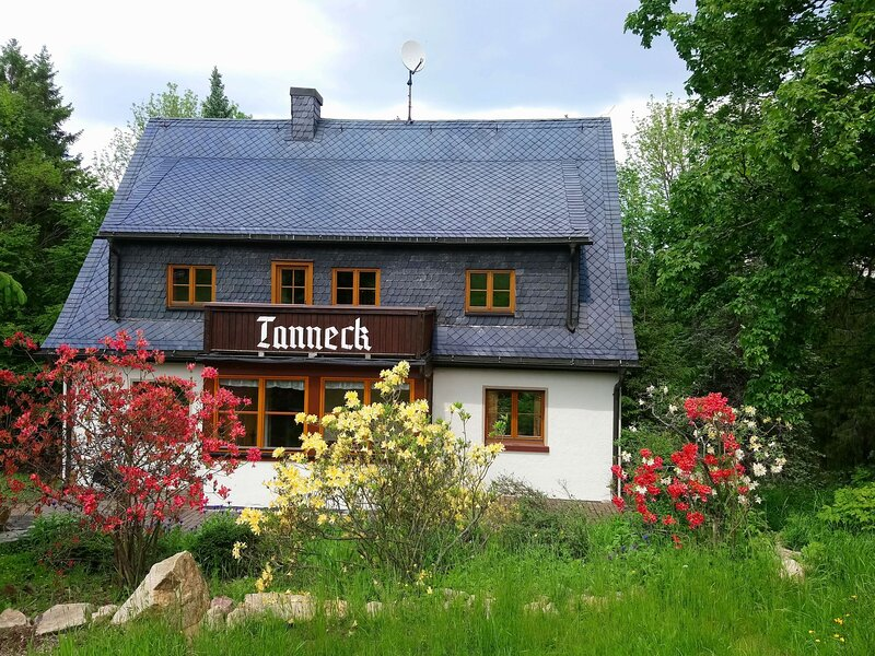 Tanneck, holiday rental in Deutschneudorf