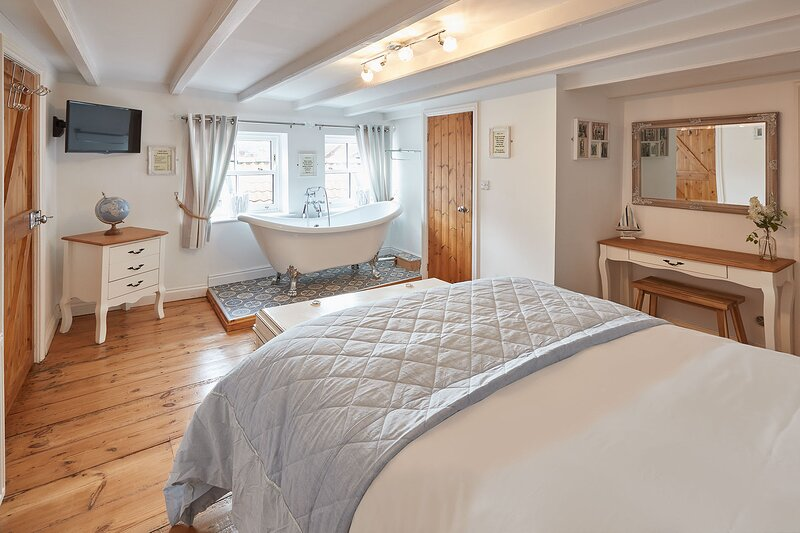 Sanders House, holiday rental in Whitby