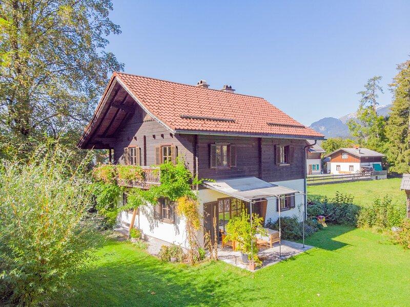 Weissenbach, holiday rental in St Gilgen