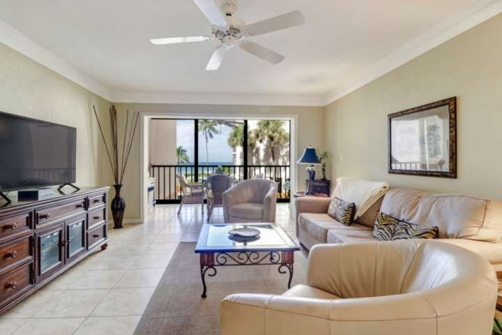The beautiful, open concept space is elegantly appointed and ready to be your home away from home during your time in SW Florida.