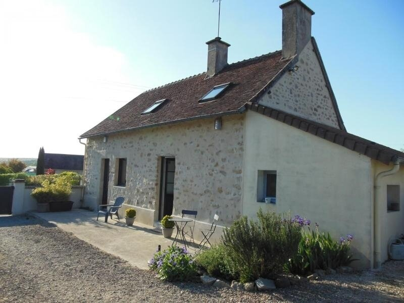 La courcière, holiday rental in La Perriere