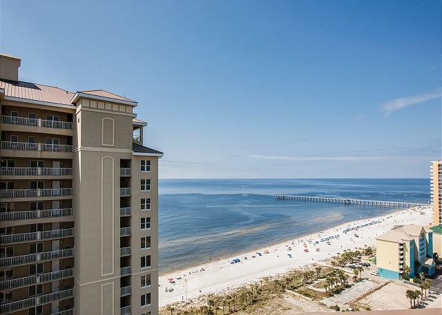 Amazing Penthouse with Panoramic Views from each room!, holiday rental in Panama City Beach