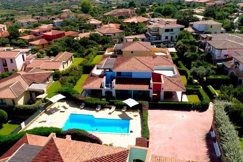 Residence La Tartaruga Terrazza, holiday rental in Monte Petrosu