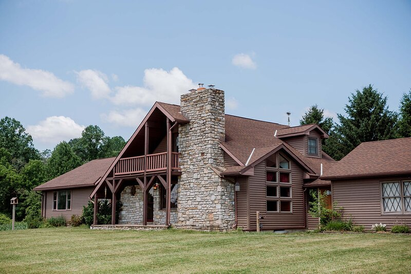 Deerfield Retreat on 50-ACRES • SUPER SECLUDED • S, holiday rental in Biglerville