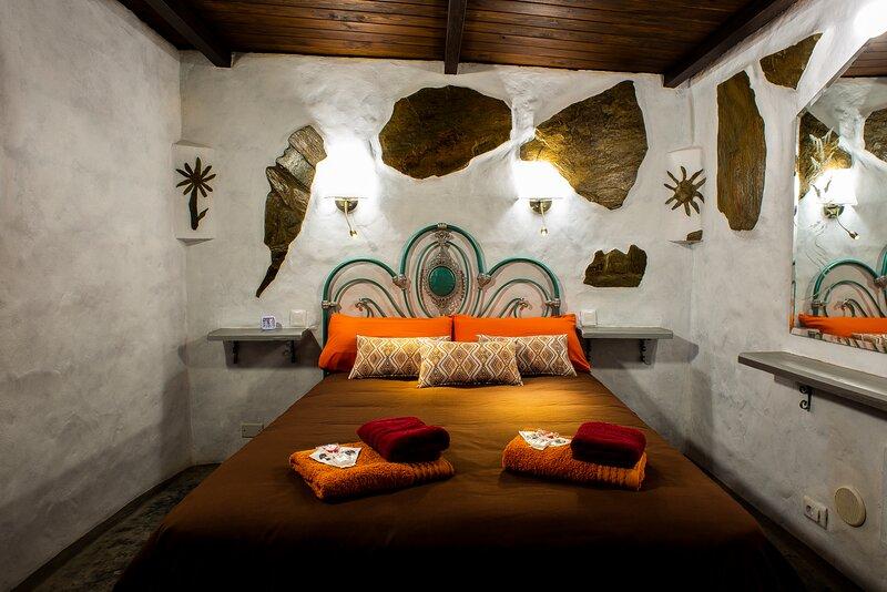 Casa Cueva Era del Centeno, aluguéis de temporada em Juncalillo
