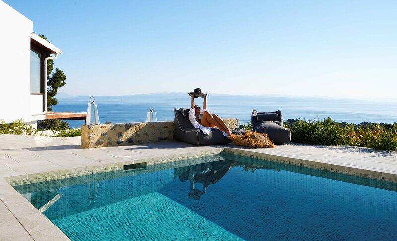 Skiathea Villas (Villa A), location de vacances à Sporades