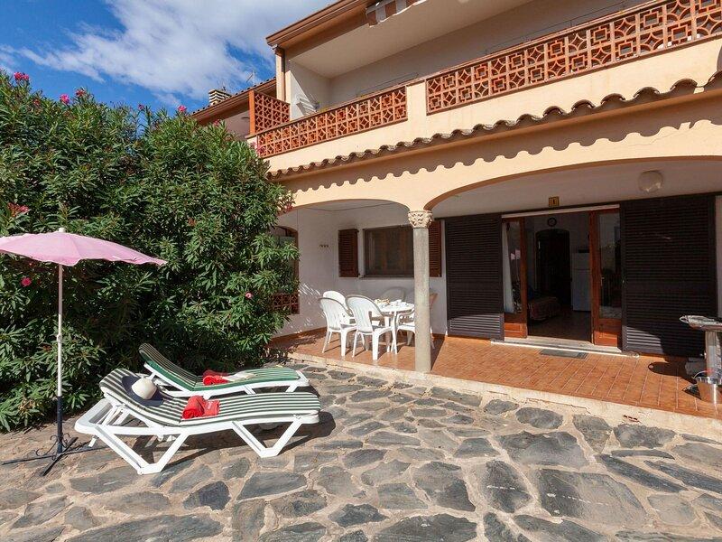 Adelfa apt. 1, vakantiewoning in Torroella de Fluvia