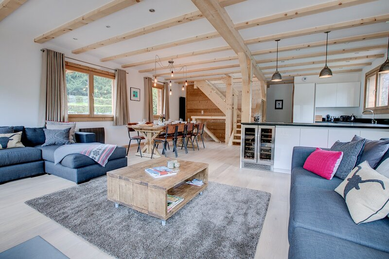CHALET NORTH STAR, holiday rental in Montriond