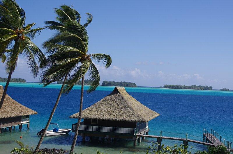 Overwater Bungalow N°3, alquiler de vacaciones en Bora Bora