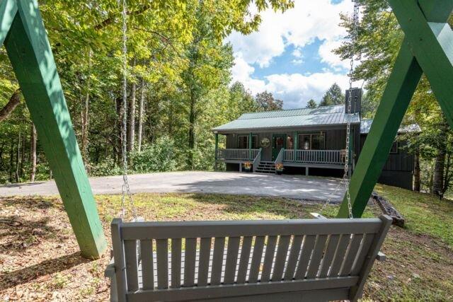 Wild Oak, alquiler de vacaciones en Townsend