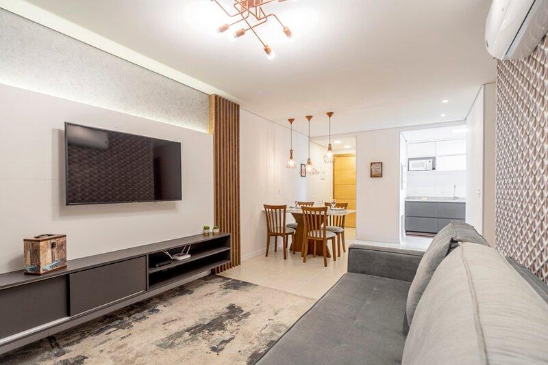 Belíssimo Apartamento em Gramado, vakantiewoning in Nova Petropolis