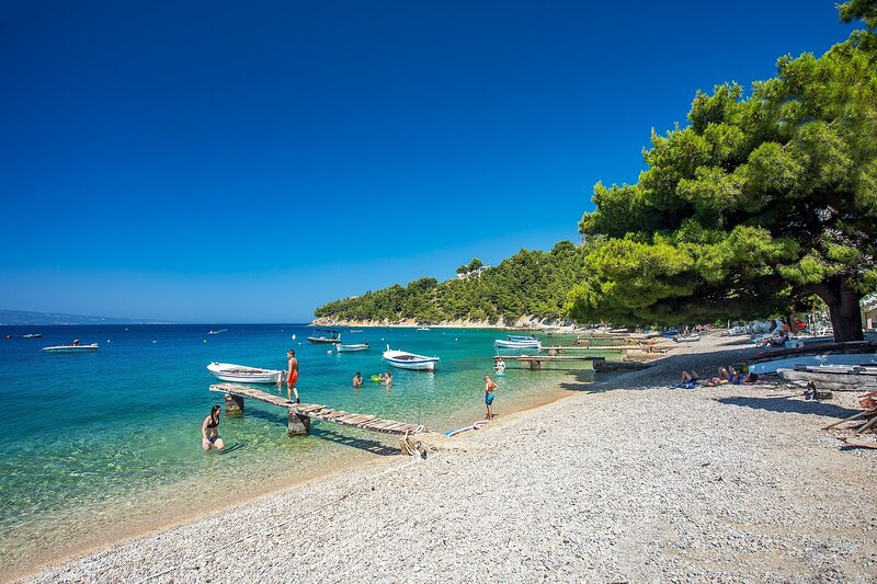 Spend a day on one of the beautiful sandy or pebbled beaches.