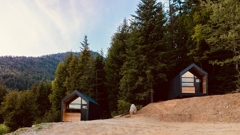 Rossland Bike Retreat, holiday rental in Christina Lake
