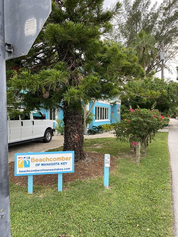 Can't wait to see you at Beachcomber of Manasota Key!
