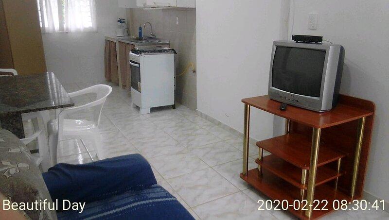 Wi-Fi/Sky/Alarme e Próximo à Ilha do Mel e Praia, location de vacances à Pontal do Sul