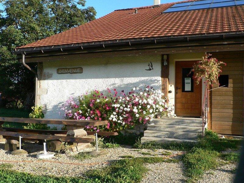 Maison de vacances - Les Hirondelles, vacation rental in Moutier