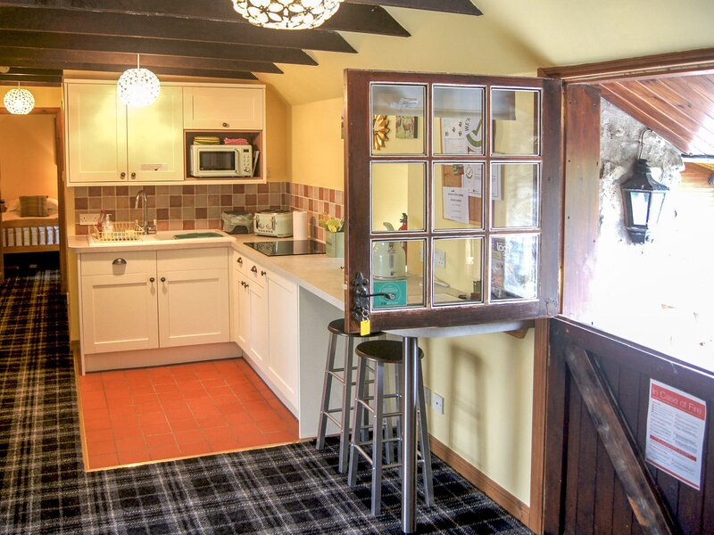 Deveron Valley Cottages, holiday rental in Fyvie