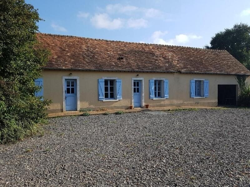 Location Gîte Brette-les-Pins, 4 pièces, 6 personnes, alquiler vacacional en Mayet