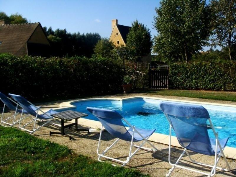 Location Gîte Asnières-sur-Vègre, 2 pièces, 2 personnes, casa vacanza a Avoise