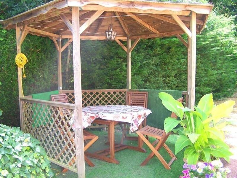 Location Gîte La Chapelle-aux-Choux, 3 pièces, 4 personnes, vacation rental in Mayet