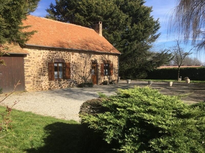 Location Gîte Vernie, 3 pièces, 6 personnes, holiday rental in Domfront-en-Champagne