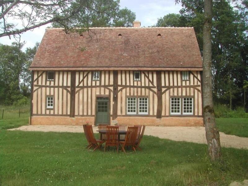 Le rembûché, holiday rental in Beaumont-sur-Sarthe
