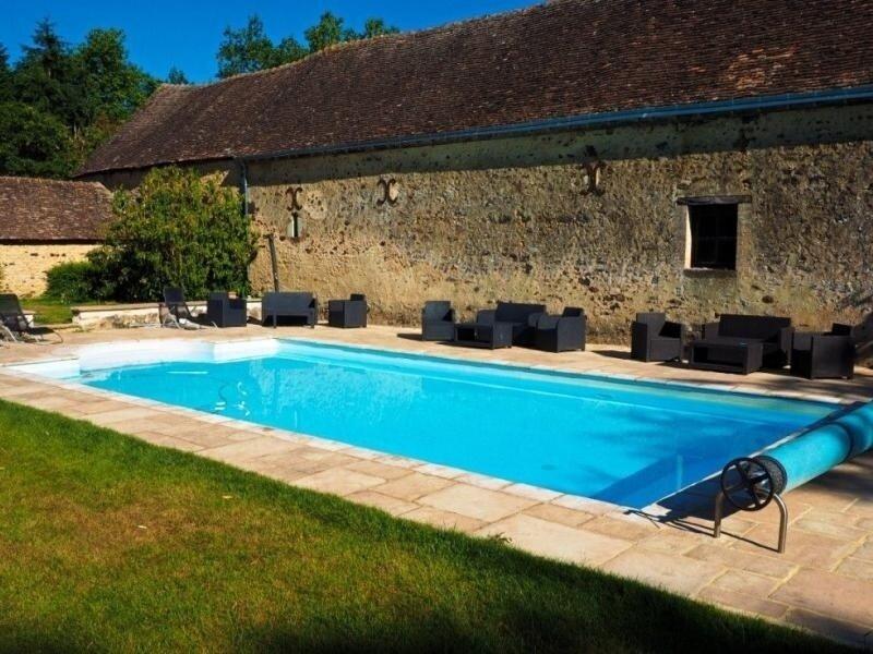 Location Gîte Le Tronchet, 4 pièces, 6 personnes, location de vacances à Saint-Jean-d'Asse