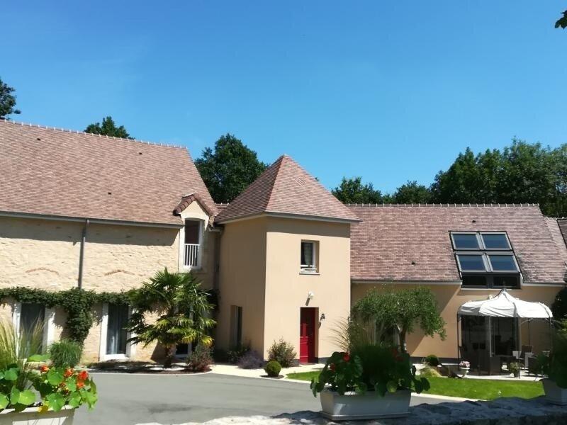 La Rousselière, location de vacances à Saint-Jean-d'Asse