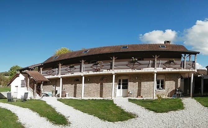 Les Gites du Lavoir Appartement Jamrock, holiday rental in Bercenay-le-Hayer