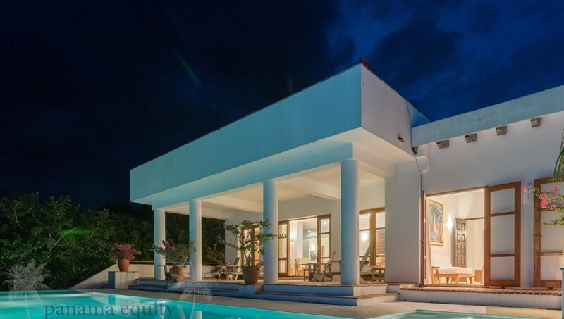 Splendid granny with private pool & Ocean view, holiday rental in Pedasi
