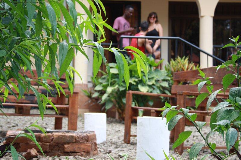 tropical hostel, holiday rental in Nkoaranga