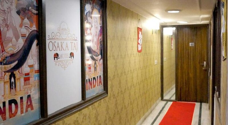 OSAKA TAJ HOTEL, alquiler vacacional en Agra