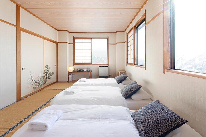 Nozawa Peaks Lodge, holiday rental in Chubu