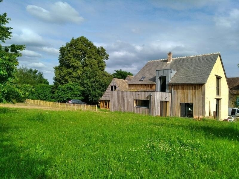 Les grands hêtres, holiday rental in Yvre-l'Eveque