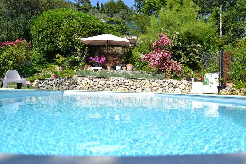 SUITE COTE SUD, sous le soleil  de la Côte d'Azur!, Ferienwohnung in Biot