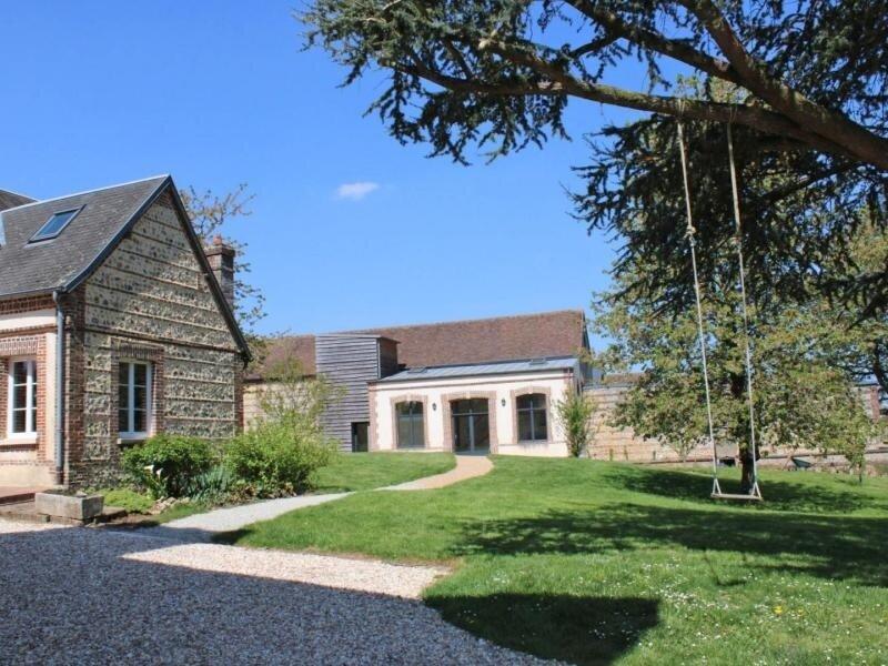 L'Orangerie - Domaine de la Galerie, alquiler vacacional en Verneuil d'Avre et d'Iton