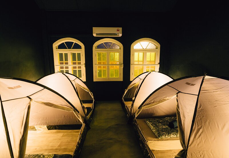 Unique Tent Stay in Alor Setar City Center, holiday rental in Arau