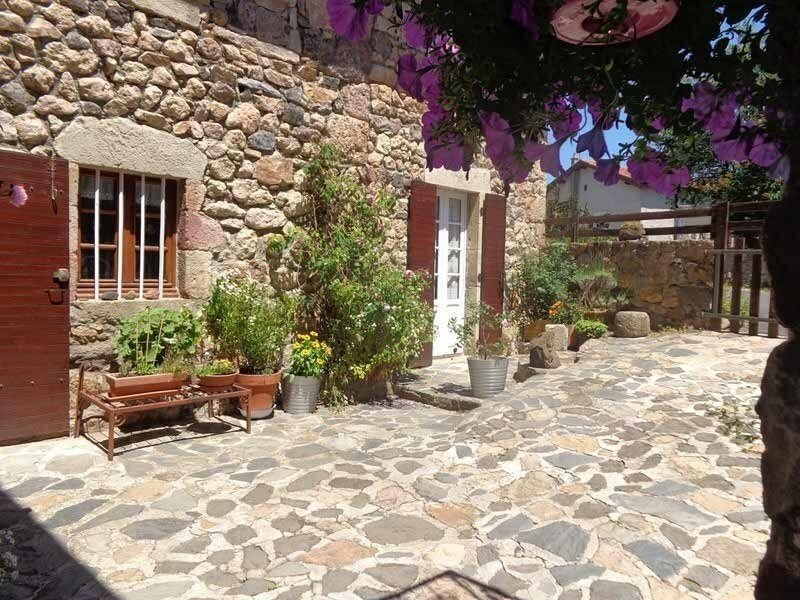 Gîte des Granges, holiday rental in Saint-Hostien