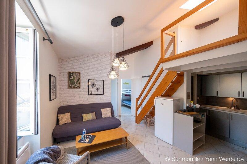 Appartement N°7 - Le clos des sternes, holiday rental in La Flotte