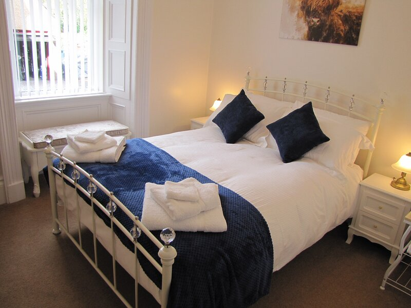 Bankhouse B&B Aberlour/Speyside Central Double Room, vacation rental in Archiestown
