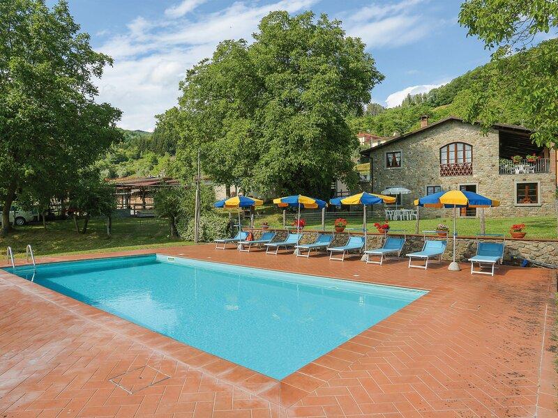 Podere Poderino (CNG131), casa vacanza a Villa Collemandina