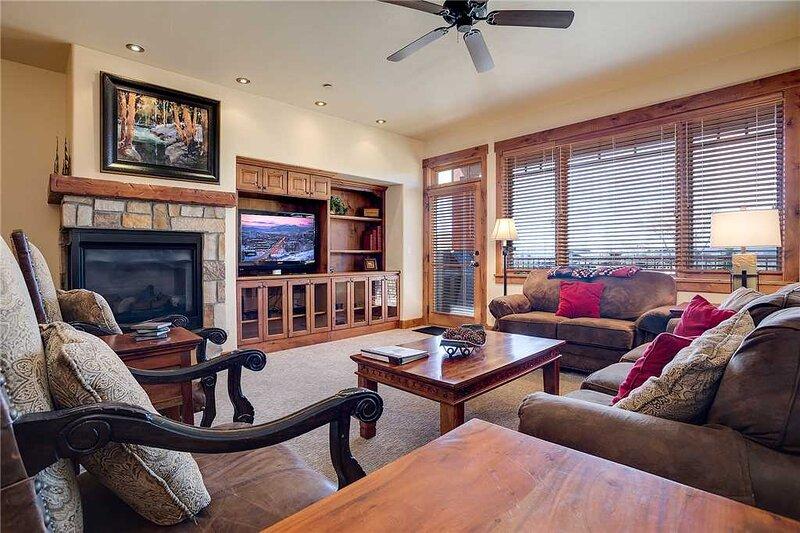 Emerald Lodge 5204 - Trappeur's Crossing Resort, alquiler de vacaciones en Steamboat Springs