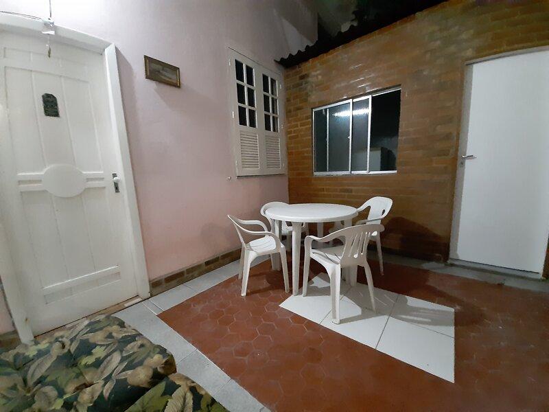 Quarto suite c/ cozinha na Gavea, alquiler de vacaciones en Río de Janeiro