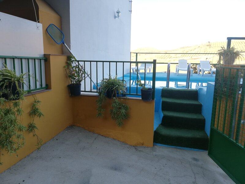 Apartamentos El Chascá, holiday rental in Teba
