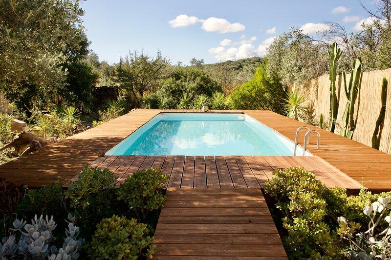 Villa Barbagallo - Relax in style: Spacious Villa close to the Beach, holiday rental in Porto Columbu
