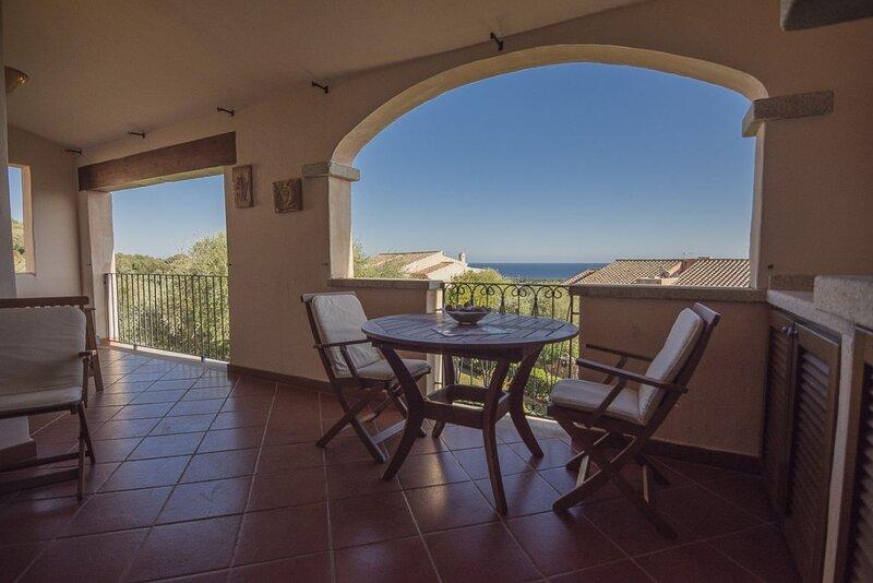 Uliveto con Vista, casa vacanza a Malamurì