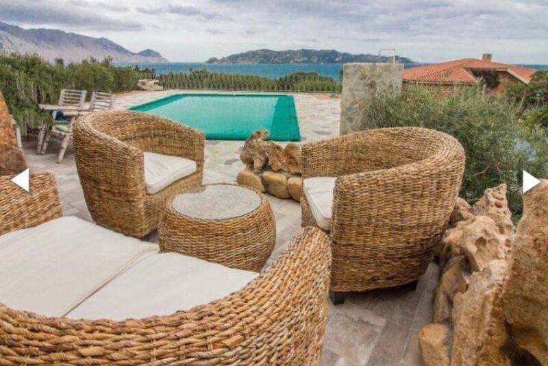 Villa Maestrale, vakantiewoning in La Pipara